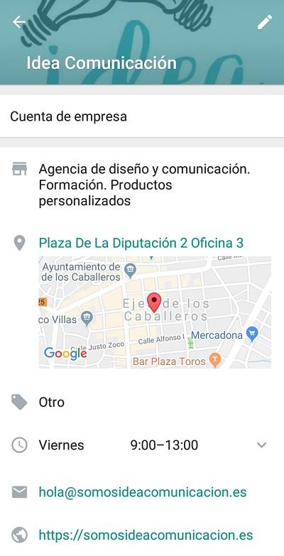 Perfilempresa_IdeaComunicación_WhatsAppBusiness
