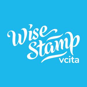 WiseStamp-logo-azul-idea-comunicacion
